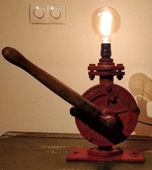 Sigma k3 pomp lamp