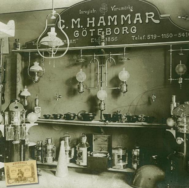 Werkplaats Hammar