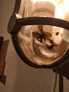 Bullseye ganglamp
