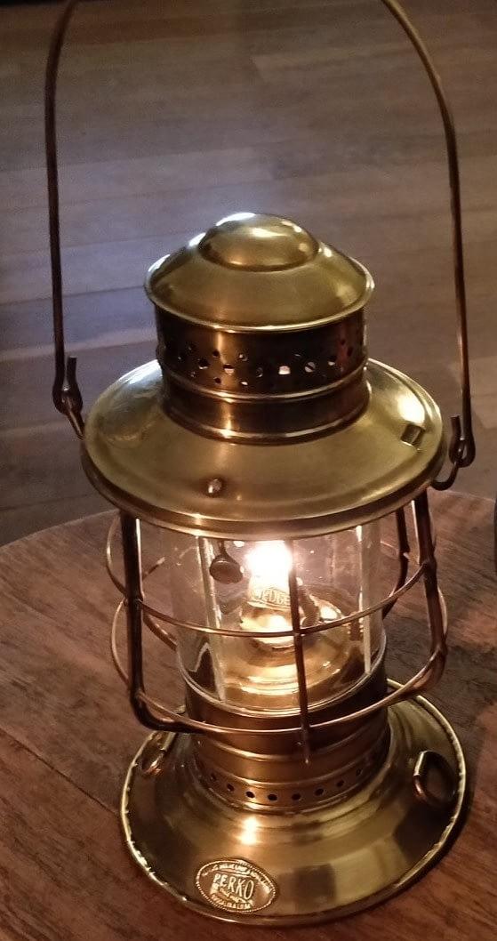 Cabin light van het merk Perko uit USA