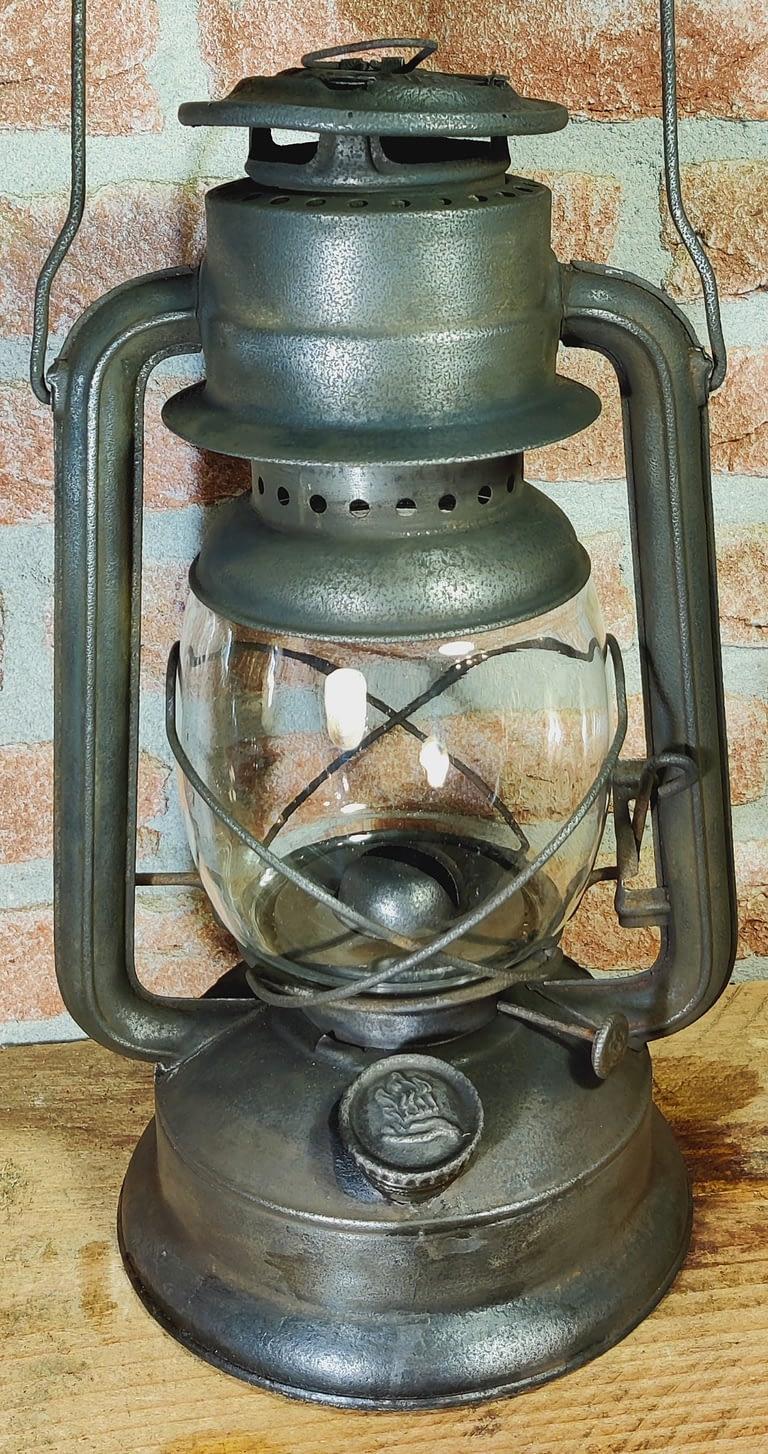 Mooie Feuerhand 260 lamp zonder vlam
