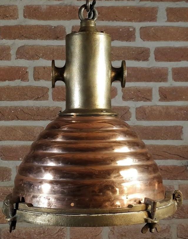 Scheepsladinglamp zonder de beugel