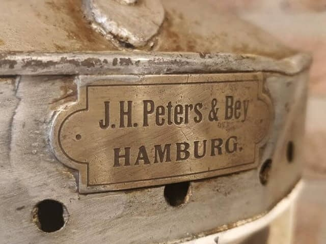 J.H. Peters & Bey Hamburg logo