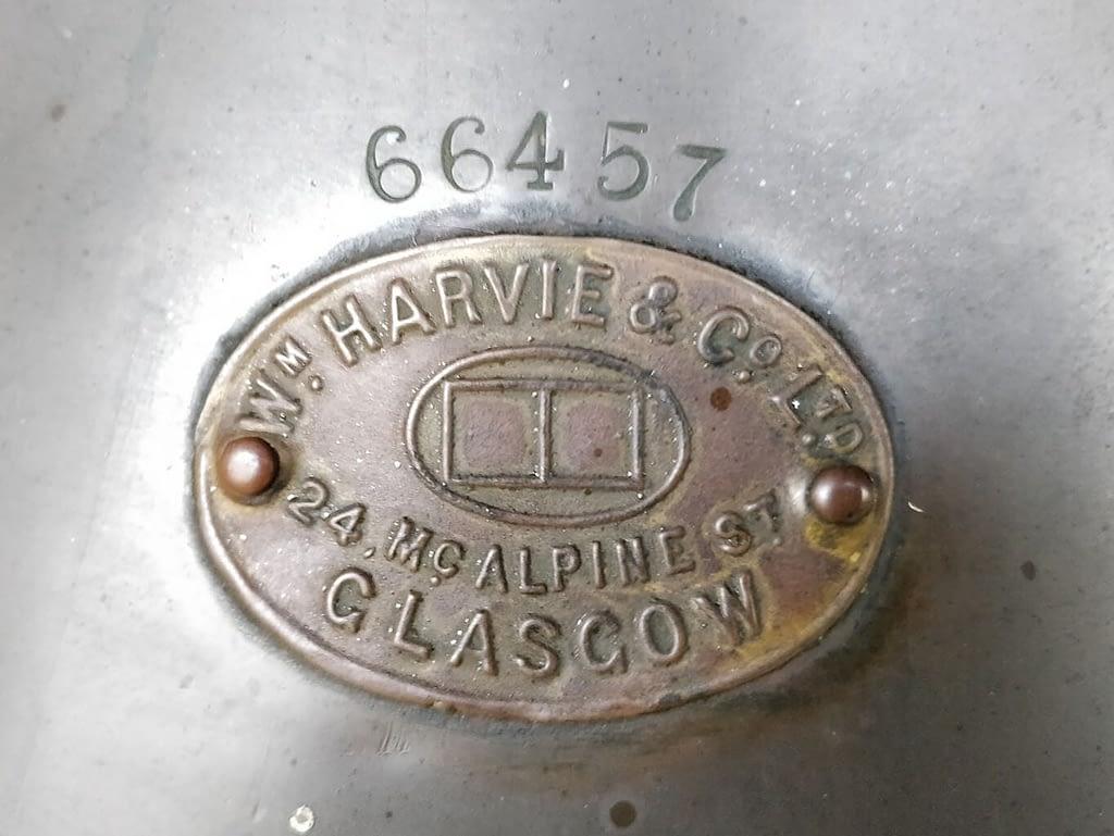 Wm Harvie & Co. LTF logo Glasgow