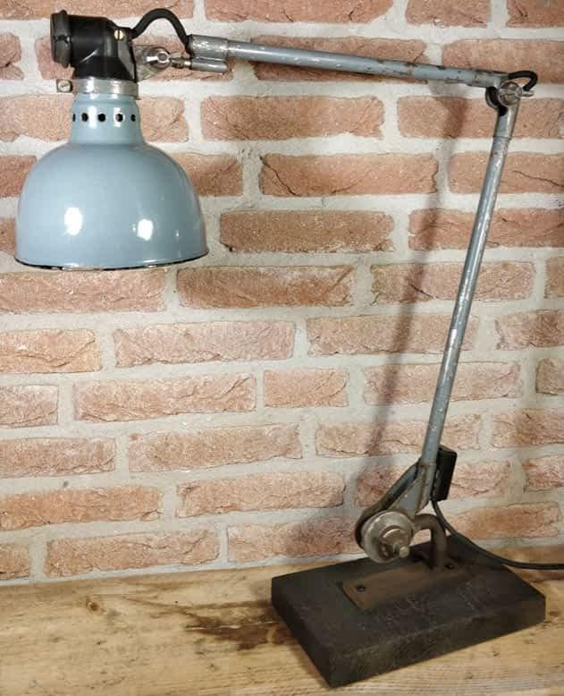 Radermacher fabriekslamp